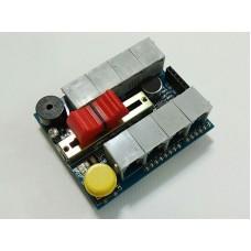 KSB030 Scratch Sensor RJ11 Board RJ11 / RJ25插座