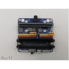 KSB048 micro:bit 4WD Motor Servo Board