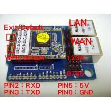 KSRobot KSB005  WIFI Shield RJ45 WIFI to TTL模組