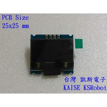KSM114 藍色 IIC 12864 OLED  液晶模組