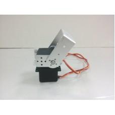 KAISE KSRobot KSR015 2自由度 FPV 金屬齒輪舵機雲台 含舵機