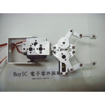 KAISE KSRobot KSR016 2自由度 金屬機械手 含舵機