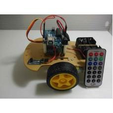 KSRobot KSR002 Arduino版 紅外線 遙控自走車