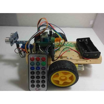 KSRobot KSR004 5合1 Arduino 自走車專題製作