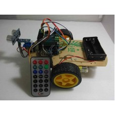 KSRobot KSR007 4合1 Arduino 自走車專題製作