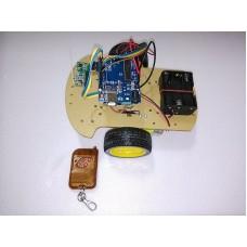 KSRobot KSR008 Arduino版 RF 遙控自走車