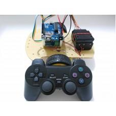 KSRobot KSR019 Arduino版 PS2 遙控自走車