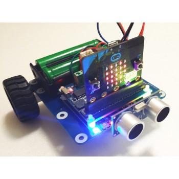KSR025 micro bit N20金屬馬達 自走車套件