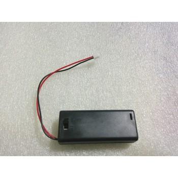 4號2節 3V電池盒 附蓋和開關 micro:bit 專用